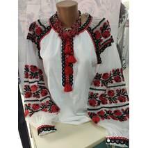 Жіноча блуза вишиванка