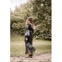 Жіноча вечірня сукня вишиванка