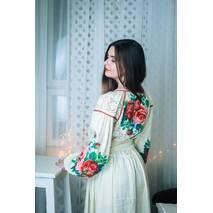 Вечернее платье вышиванка под заказ