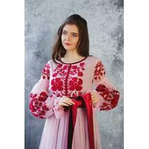 Фатінова вышитое платье.