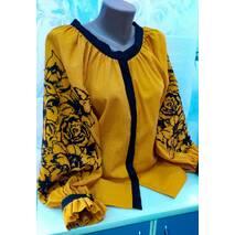Сучасна вишита блуза