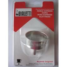 Воронка Bialetti Funnel до гейзерної кавоварки на 2 чашки (120 мл)
