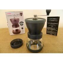 Ручна кофемолка Hario Skerton  | з регулюванням рівня помелу