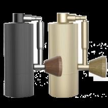 Ексклюзивна дизайнерська ручна кофемолка Timemore Nano Grinder Gold