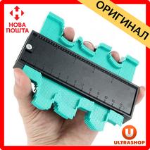 Вимірник контура Pro Tools Counter Original! Дубликатор контура, Контурна лінійка, шаблон для виробів