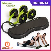 Домашній тренажер Revoflex ® Xtreme Original для пресу, біцепса, ніг і спини