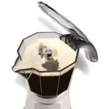 Электрическая гейзерная кофеварка Delonghi EMK6