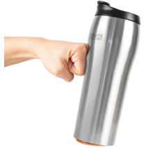 Що не падає чашка-термос Mighty Mug GO SS Silver (530 мл)