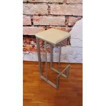 Стілець барный Loft №2 Silver, для кафе або будинку, оригінальний дизайн