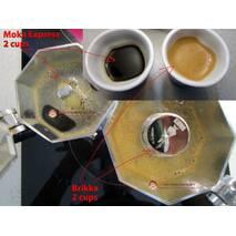 Гейзерная кофеварка Bialetti Brikka   2 чашки   120 мл