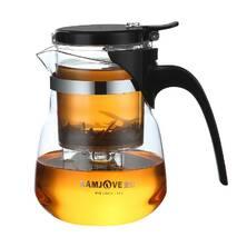 Чайник заварювальний з кнопкою Kamjove TP - 833, 600 мл