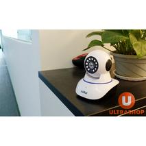Розумна IP Wi - Fi камера KERUI iCam Z06 Original - Поворотна смарт камера відеоспостереження онлайн, нічна зйомка