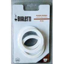 Запчастини до гейзерної кавоварки Bialetti  Brikka (4 чашки)