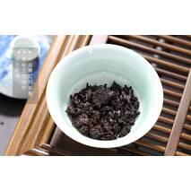 Чай Шу Пуэр Мэнхай Та і Лао Ча Тоу 1601, 2016 року, 280 г