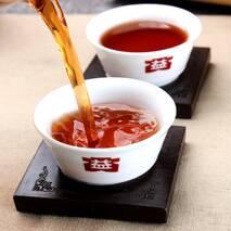 Чай Шу Пуэр Мэнхай Та і V93 1701, 2017 року, 100 г