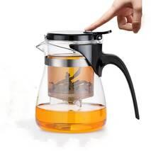 Чайник заварювальний з кнопкою Sama Doyo А- 12, 600 мл