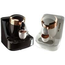 Кофемашина Arzum Okka для приготовления кофе на песке   Черная   Бронза