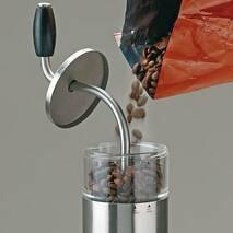 Ручная кофемолка Zassenhaus Lima с керамическими жерновами и регулировкой уровня помола