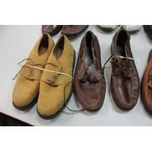 Секонд хенд, Взуття Мікс чоловік шкіряна  1c