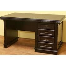 Дубовый стол Командор для офиса,кабинета ЮрВит