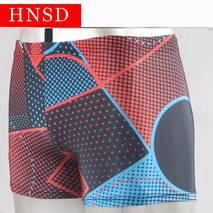 Плавки чоловічі купальні HNSD - 5907 червоний