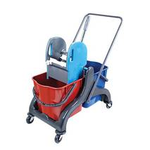 CK750 - Тележка на колесах для уборки помещений Uctem CK750
