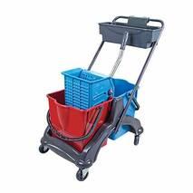 CK770 - Тележка на колесах для уборки помещений Uctem CK770