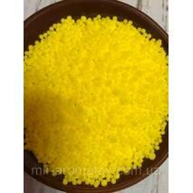 Бісер перлів для ванни лимон, 1шт--100грамм
