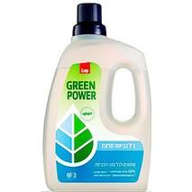 Гель для прання концентрований екологічний Sano GREEN POWER 3 л.