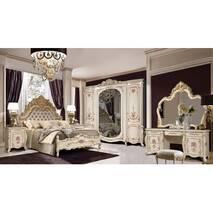Элитная спальня Афина с фоторисунками.Матрас в подарок