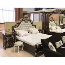 Елітна класична спальня Афіна горіх