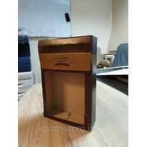 Упаковка для кондитерских изделий 295х195х60 мм с печатью