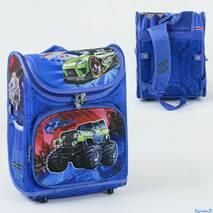 Рюкзак школьный каркасный С 36174