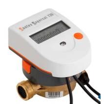 Механический счетчик тепла / холода Supercal 739 для закрытых систем отопления / кондиционирования