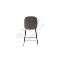 Барный стул B-132 пепельный