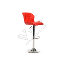 Барный стул B-70 красный