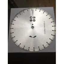 """Алмазний диск DB16-400 16""""400 мм"""