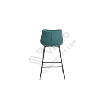 Барный стул B-140 лазурный