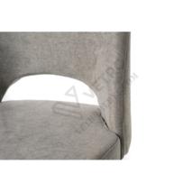 Барный стул B-130 серый