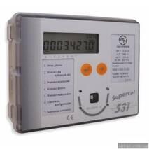 Вычислитель Supercal 531 для закрытых систем отопления/кондиционирования