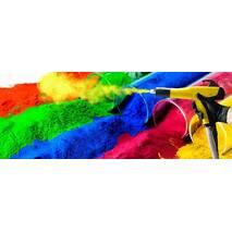 Эпоксиполиефирная порошковая краска İBA KİMYA FF60