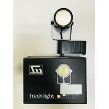Трековий світильник LED 40W 220-240V 4000K Black/White