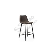 Барный стул B-16 серый антик