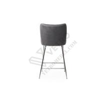 Барный стул B-120-1 серый