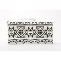 Набор для вышивки бисером Барвиста Вышиванка заготовки сшитого клатча Стильная (КЛ077шМ1301k)