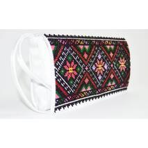 Набор для вышивки нитками Барвиста Вышиванка заготовки сшитого клатча Борщевская (КЛ122дБ1301i)