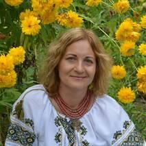 """Сорочка жіноча зеленим орнаментом """"Весна"""""""