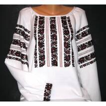 сорочка жіноча вишита старовинним взором