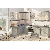 Угловая кухня Эко 20 фасады-дсп ламинированная