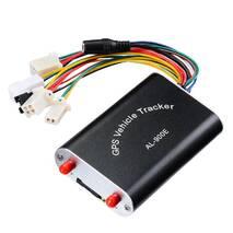 Самый Профессиональный GPS-трекер (2020) SinoTrack ST-908 Original Блокировка Двигателя  + Кнопка SOS + Выносные GPS и GSM Антенны